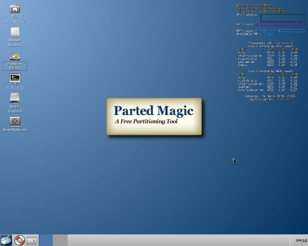 parted magic 2013 iso download