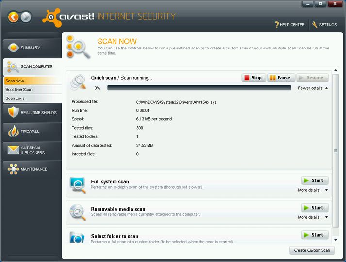 Download Avast Internet Security v7 0 1426 - AfterDawn