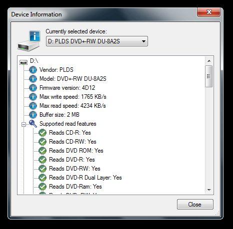 Download CDBurnerXP (portable 64-bit) v4 5 8 7042 (freeware