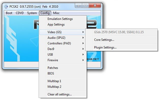 Download PCSX2 v1 2 1 (open source) - AfterDawn: Software