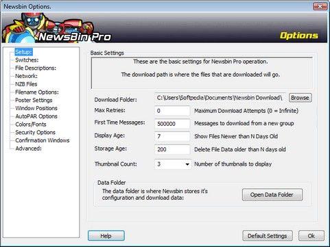 Download NewsBin Pro v6 60 Beta 14 - AfterDawn: Software