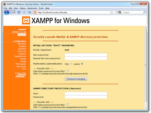 Download XAMPP for Windows v5 6 3 (open source) - AfterDawn