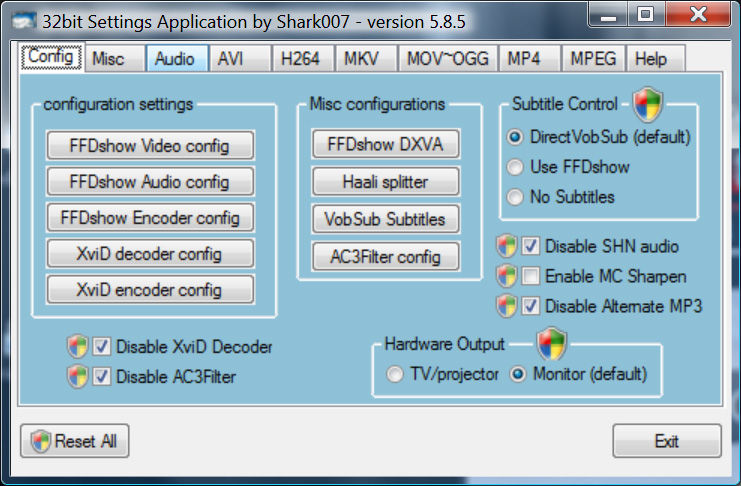 Download codec avi windows media.