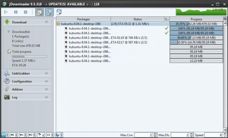 Jdownloader old version free download