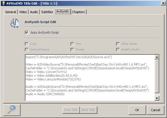 AVStoDVD 2.8.8 Free Download - FreewareFiles.com - Audio ...