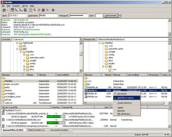Download filezilla 64-bit portable v3. 39. 0 (open source.