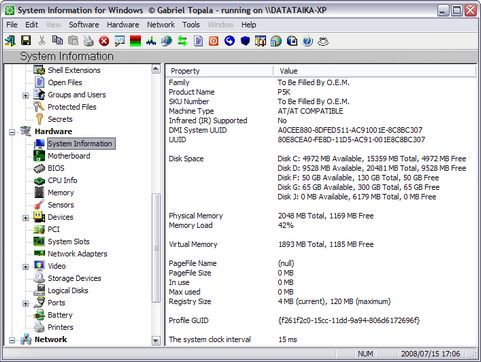 download siw system information for windows portable