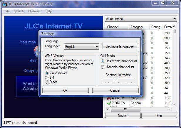 TV TÉLÉCHARGER JLC