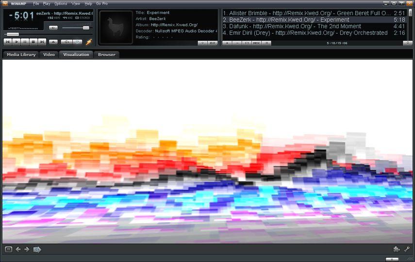 Download winamp full v5. 66 (freeware) afterdawn: software downloads.