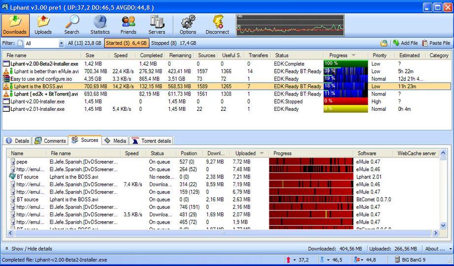 lphant v3.51 gratuit
