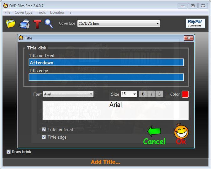 Download DVD Slim Free (Portable) v2.8.0.2 (freeware ...