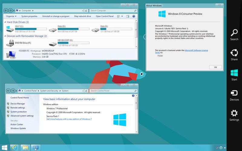 Download Windows 8 Transformation Pack v9 1 (freeware