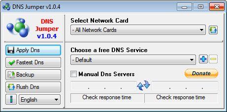 dns jumper v1.0.6 gratuit