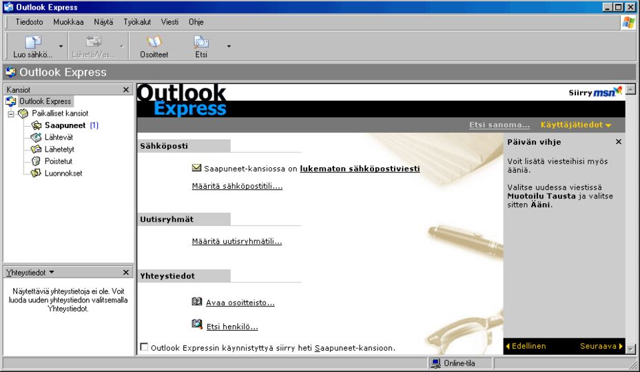 outlook express 64 bits windows 7 download