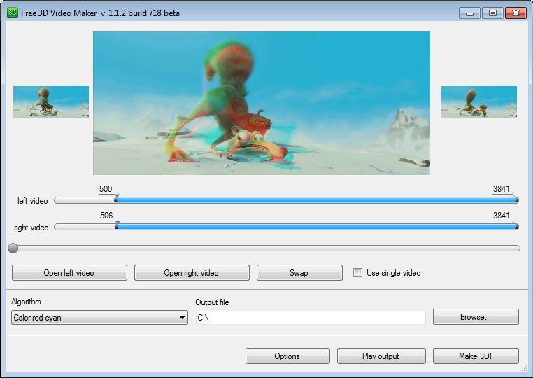 3d video maker software free download full version