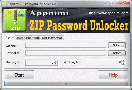 Download Zip Password Unlocker v2 1 (freeware) - AfterDawn: Software