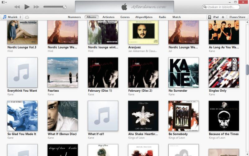 Apple iTunes Download for Windows 7 64/32 bit