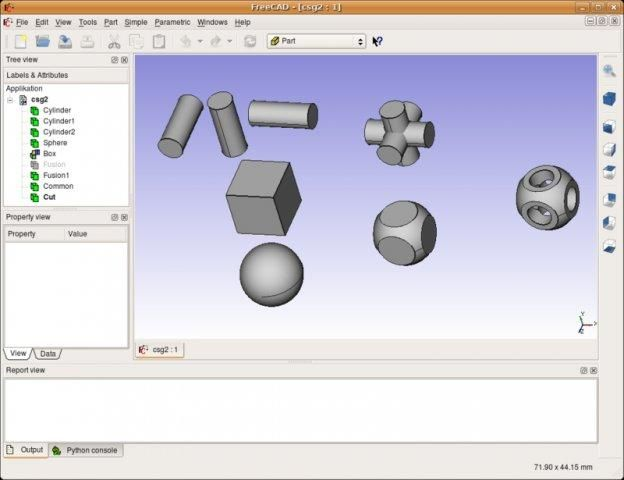 Download freecad 64 bit open source afterdawn for Disegno 3d free