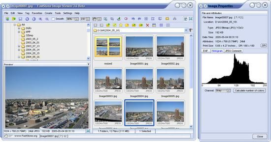 Download FastStone Image Viewer v6 5 (freeware) - AfterDawn