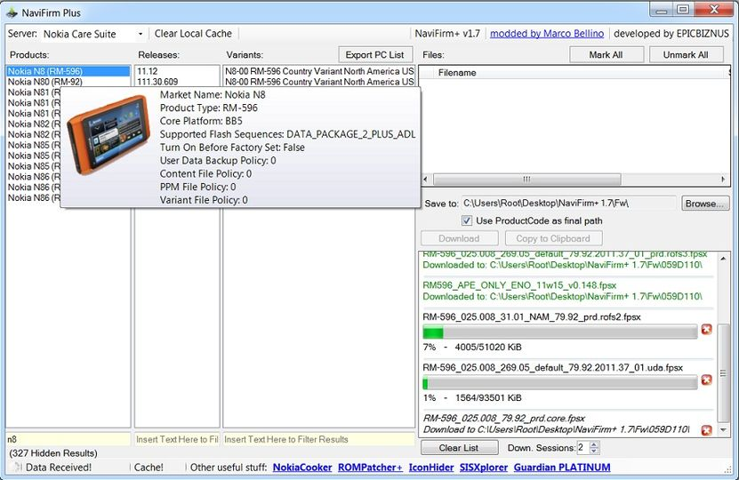 free download phoenix software for nokia full version