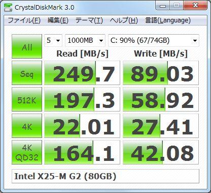 Download CrystalDiskMark (Portable) v3 0 3b (freeware