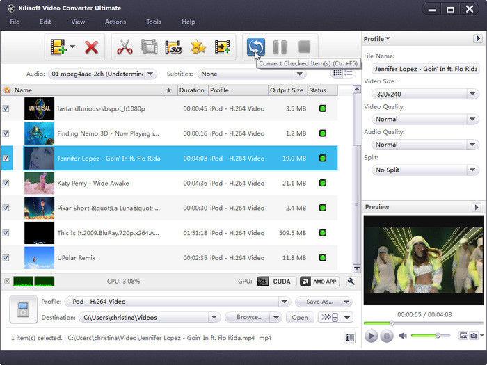 Xilisoft Video Converter Ultimate V51210414