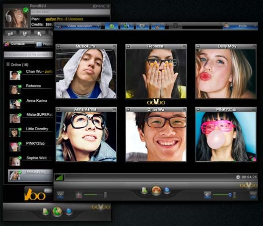 oovoo pour windows xp