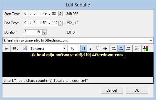 Download AHD Subtitles Maker Pro v5 21 23 (open source