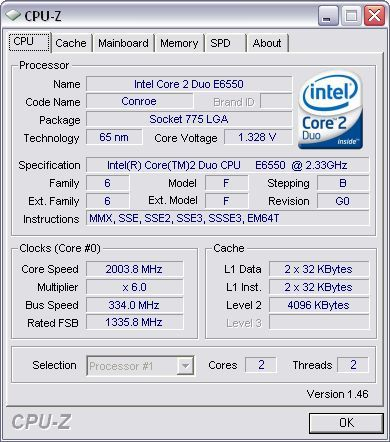 Download CPU-Z (portable 32-bit and 64-bit) v1 90 (freeware