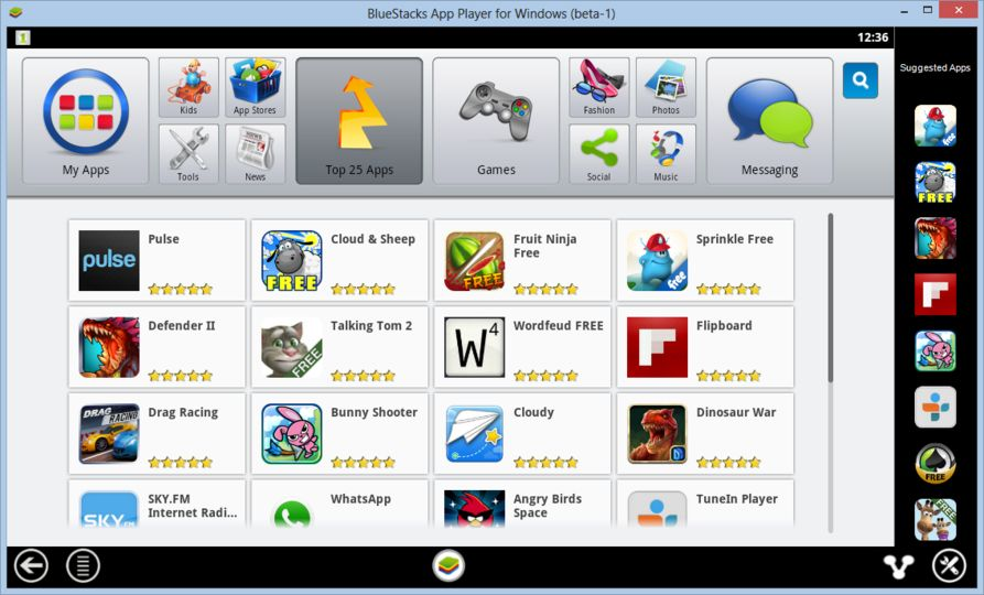 Download BlueStacks v4 130 0 1049 (freeware) - AfterDawn