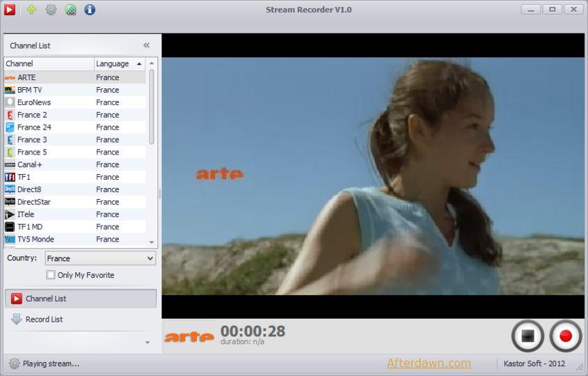 Erotische tv-kanalen online