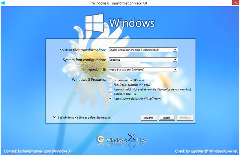 Windows 8 skin pack for vista keynescapasi.