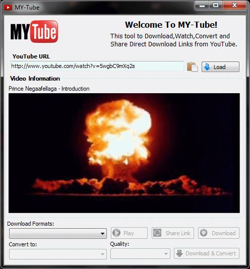 Download MY-Tube v2 0 0 (freeware) - AfterDawn: Software