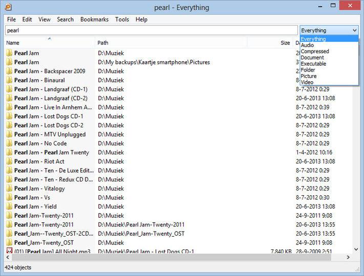 Download Everything (Portable 64-bit) v1.4.1.935 (freeware ...