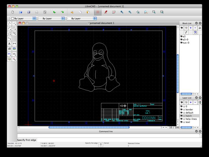 Download Librecad V2 1 3 Open Source Afterdawn