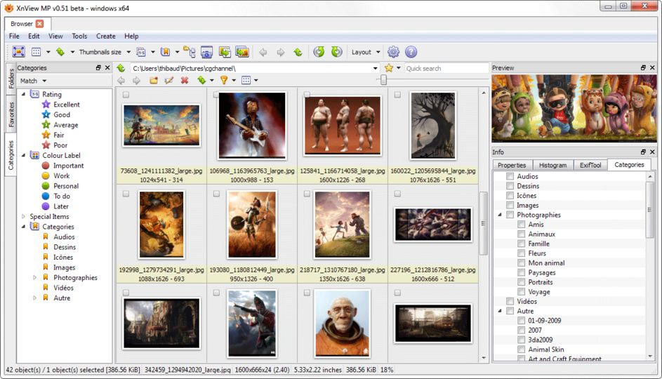 Download xnviewmp 0. 92 (free) for mac os.