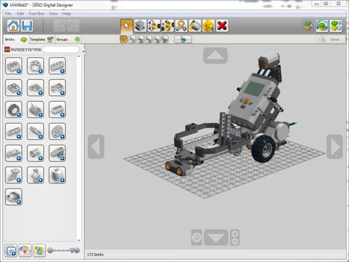 Download LEGO Digital Designer v4.3.6 (freeware) - AfterDawn ...