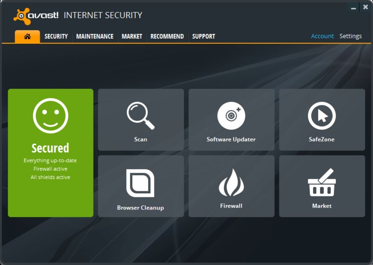 Avast Internet Security Build     Activation Code