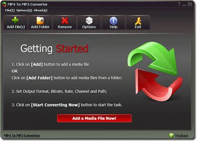 Download MP4 To MP3 Converter v3.0 - AfterDawn: Software ...