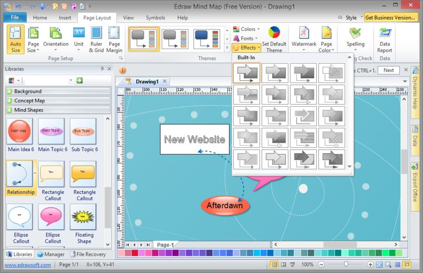 Download Edraw Mind Map v7.9 (freeware) - AfterDawn ...