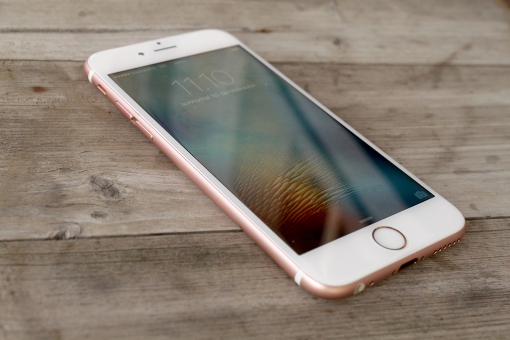Arvostelu: Apple iPhone 6s