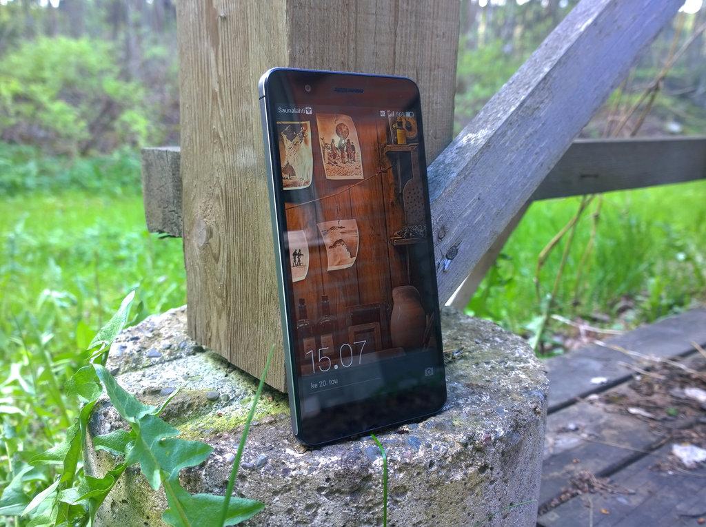 Arvostelu: Huawei Honor 6+