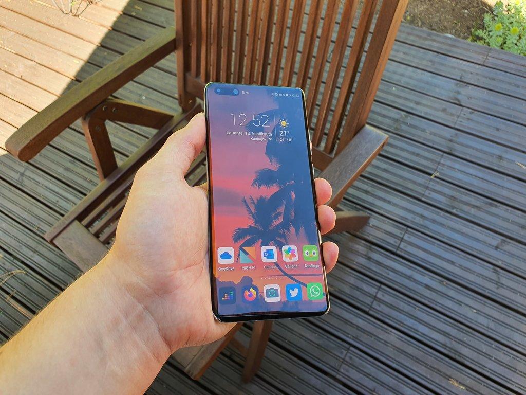 Huawei P40 Pro arvostelu: Mainio puhelin (jos googlettomuus ei ole ongelma)