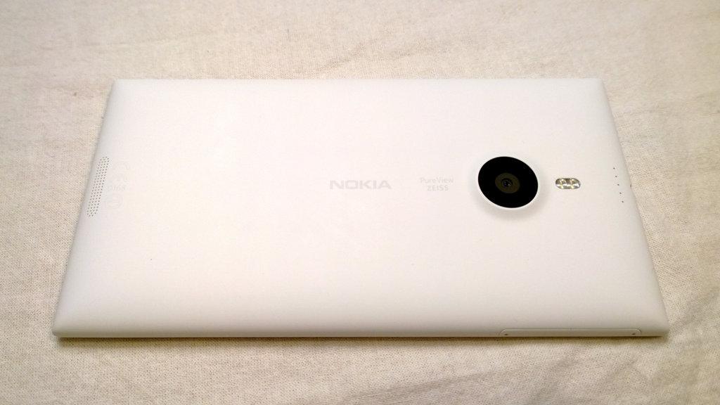 Nokia Lumia 1520 kamera