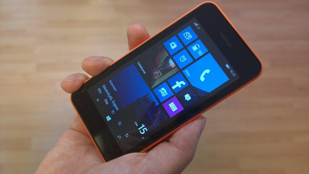 Arvostelu: Nokia Lumia 530