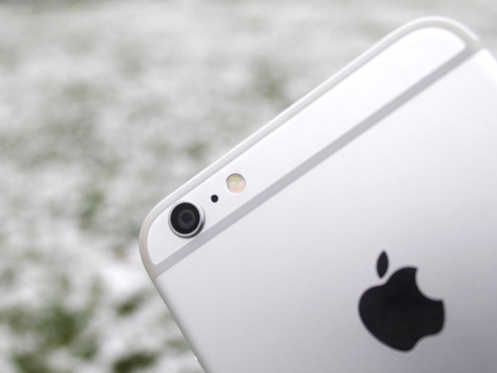 Testissä iPhone 6 Plus - Kameran tekniikka