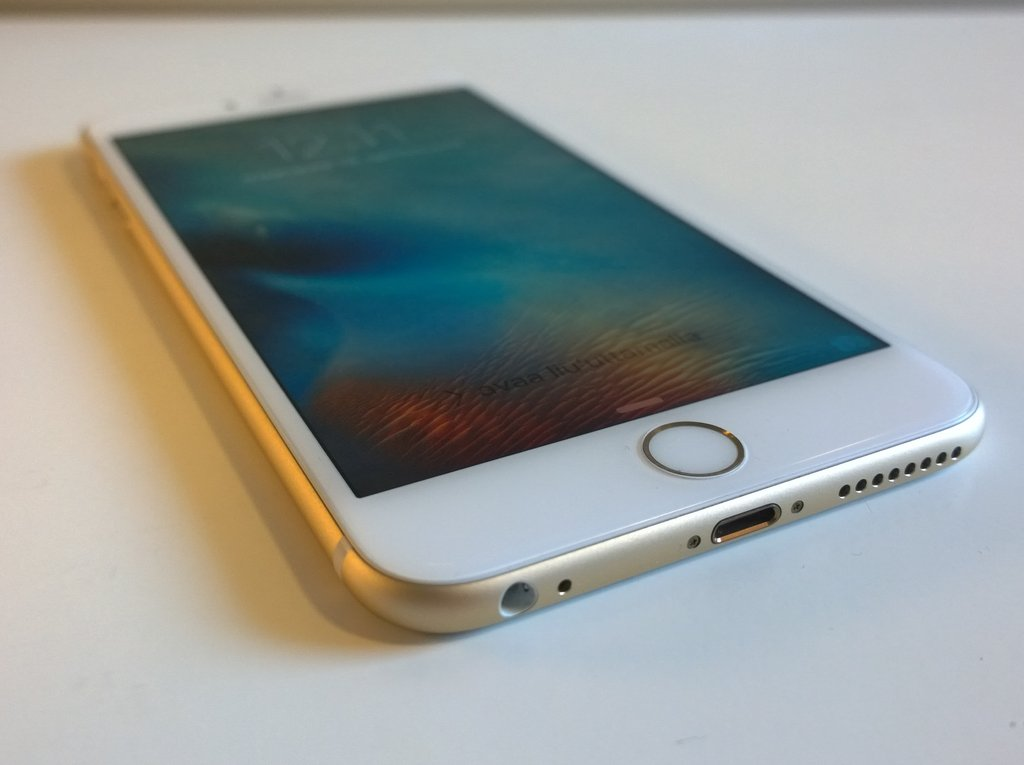 Arvostelu: Apple iPhone 6s Plus