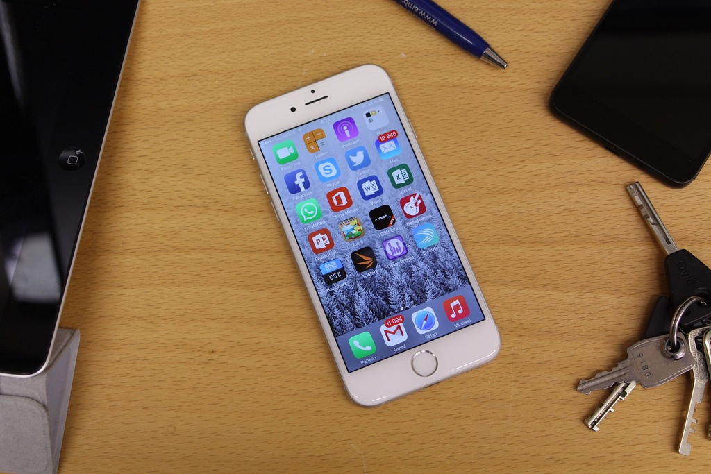 Arvostelu: Apple iPhone 6