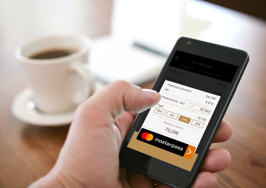Mobiilimaksaminen jyrää muut maksutavat - Nyt tuli Masterpass