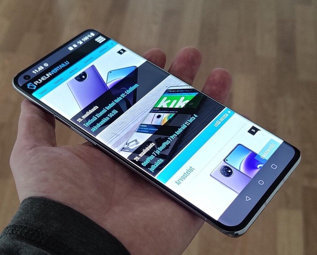 Arvostelussa OnePlus 9 Pro - Lähes täydellinen paketti